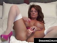 Squirting porn clips - real mom sex
