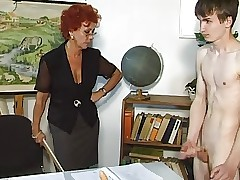 Docent porno - milf anaal